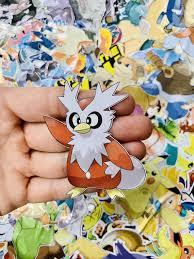 Delibird Pokemon Custom Vinyl Sticker Die Cut Decal Limited Etsy