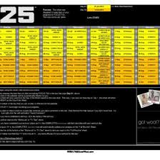 focus t25 5 day fast track pdf