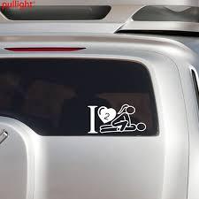 Hearts Vinyl Decal Sticker Tumbler Cup Window Wall Car Truck Suv Bumper Love Jdm