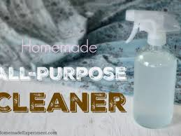 simple homemade all purpose cleaner