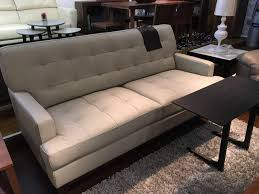 a leather sofa coffee table on