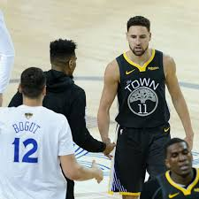 Mychal Thompson says Klay Thompson will re-sign with the Warriors - Golden  State Of Mind