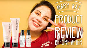 mary kay timewise and botanical effects