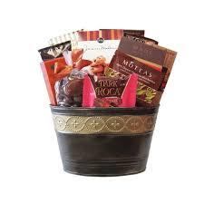 chocolate gifts baskets