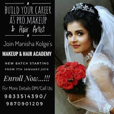 professional makeup hair academy in