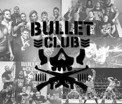 Bullet Club Vinyl Decal Bullet Club Bullet Club Sticker Etsy