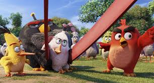 red, #chuck, #bomb, #best Animation Movies Of 2016, - Film Angry ...