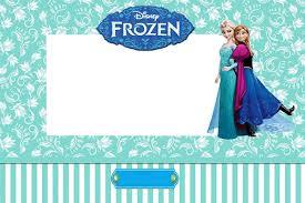 Frozen Descargar Marcos