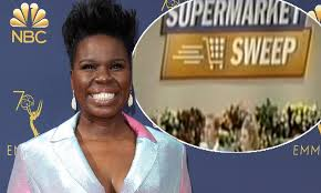 Leslie Jones to host Supermarket Sweep ...