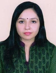 Faculty Details proforma Dr.Aditi Khanna
