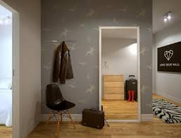 sanderson swallows wallpaper