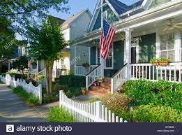 American Dream Home High Resolution Stock Photography And Images Alamy