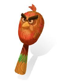 Paul Simpson: Game and UI Artist portfolio - Happy Studio: Angry Birds  instrument concepts