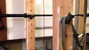 wooden power rack plans on how to