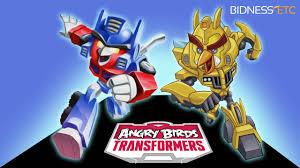 Angry Birds Transformers 1.4.19 MOD APK Free Download - Lệ Vân Ngục