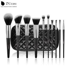 10pcs professional brand makeup brushes