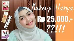25k makeup challenge makeup natural