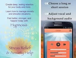 stress relief anxiety help apk