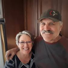 Colleen Johnson and Dale Kosteriva