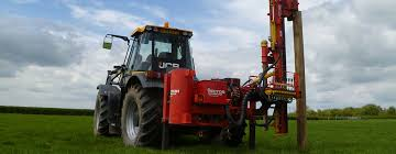 Vector Post Driver A Wide Range Of Fence Post Machines