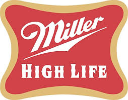 Amazon Com Miller High Life Logo Sticker Miller Lite Beer Drink Vinyl Decal 7 In Arts Crafts Sewing