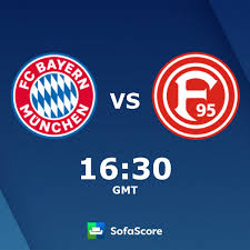 Bayern München Fortuna Düsseldorf live score, video stream and H2H ...