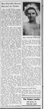 Dick & Priscilla's wedding - Newspapers.com