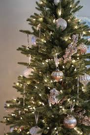 our mercury glass tree for