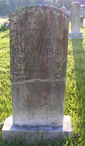 Martha Adeline Bailey Pugh (1845-1927) - Find A Grave Memorial