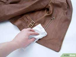 4 ways to clean mold from leather