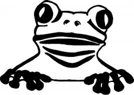 Tree Frog Car Or Truck Window Decal Sticker Rad Dezigns