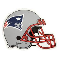 Nfl New England Patriots Large Outdoor Helmet Decal Target