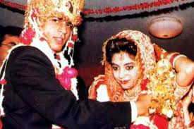 shahrukh khan marriage a wedding