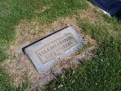 Lula Iva Graham (1895-1928) - Find A Grave Memorial