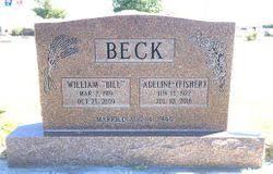 Adeline Elizabeth Fisher Beck (1922-2016) - Find A Grave Memorial