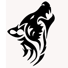 43cm X 30cm Wolf Silhouette Classic Car Sticker For Cars Side Truck Window Auto Door Kayak Vinyl Decal 13 Colors Car Stickers Aliexpress