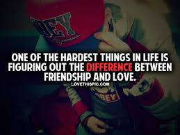 the difference between friendship and love pictures photos and