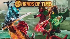 LEGO Ninjago: Wu Cru - Hands of Time - LEGO Games.