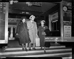 Ada Harris, wife of William 'Woogie' Harris, Lena Horne's husband ...