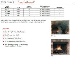 100 images smoke guard fireplace