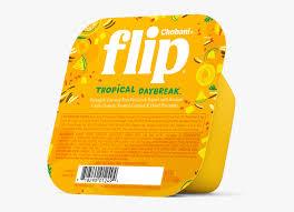 chobani flip mint chocolate chip