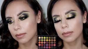 morphe 35m boss mood tutorial makeup
