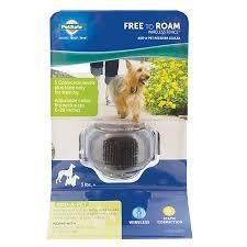 Petsafe Free To Roam Wireless Collar Dog Fence Systems Petsmart