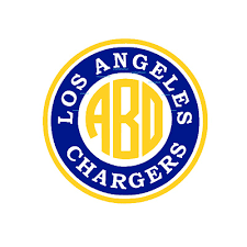 Los Angeles Chargers Monogram Decal For Yeti Laptop Car Truck Tumbler 7 99 Picclick