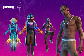 How to watch Travis Scott's Astronomical Fortnite in-game concert ...