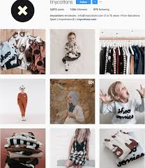 brands to follow on insram