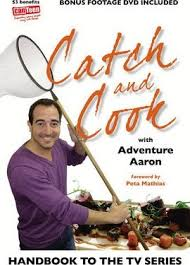 Catch and Cook : Aaron Carotta : 9780473221997