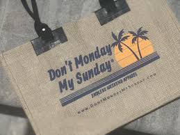 Don T Monday My Sunday Gear Decals Stickers Bags Towels Tumblers Yeti