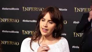 Inferno Interview - Felicity Jones ...