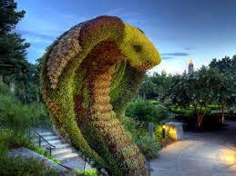 atlanta botanical gardens imaginary worlds